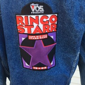 Gap Ringo Star concert tour jacket
